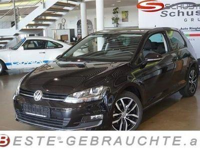 gebraucht VW Golf VII TSI 1.4 Highline Bi-Xenon Navi Winter-P