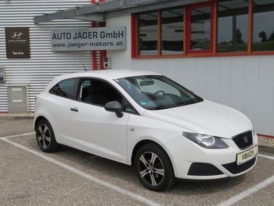 gebraucht Seat Ibiza SportCoupé Reference