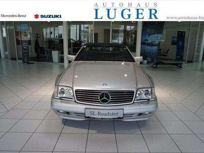 gebraucht Mercedes SL320 SL-KlasseRoadster Aut. Cabrio / Roadster