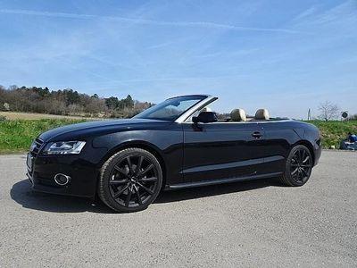 gebraucht Audi A5 Cabriolet 2,0 TFSI Aut.