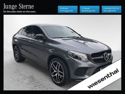 gebraucht Mercedes GLE450 AMG AMG 4MATIC