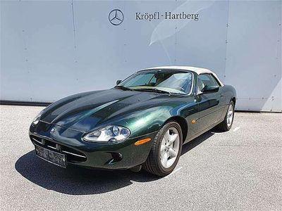 gebraucht Jaguar XK8 Convertible Aut.