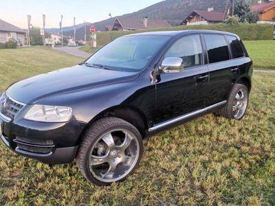 gebraucht VW Touareg 2,5 R5 TDI