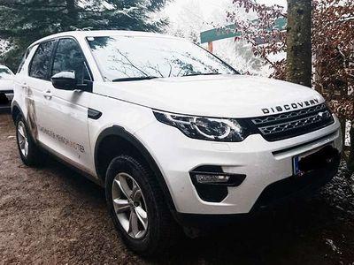 gebraucht Land Rover Discovery Sport 2,0 Td4 4WD Pure, Diesel, Allrad SUV / Geländewagen