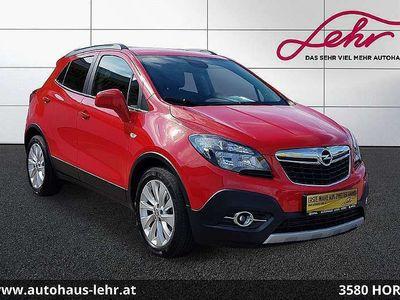 gebraucht Opel Mokka 1,6 CDTI ecoflex Cosmo Start/Stop System