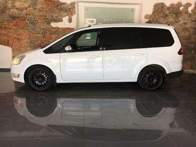 gebraucht Ford Galaxy Business Plus 2,0 TDCi Kombi / Family Van,