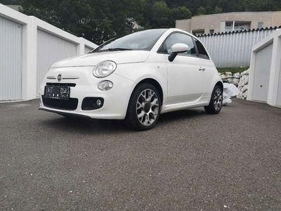 gebraucht Fiat 500 Luxus