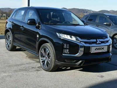 gebraucht Mitsubishi ASX 20 MIVEC CVT 4WD Inform Plus 20