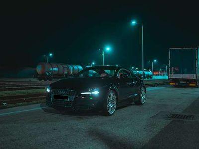 gebraucht Audi TT Coupé 2,0 T FSI quattro S-tronic