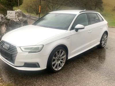 gebraucht Audi A3 e-tron sport *SLINE*stronic*VIRT. COCKPIT*