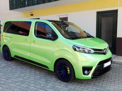 gebraucht Toyota Verso Proace2,0 D-4D 150 Medium Family