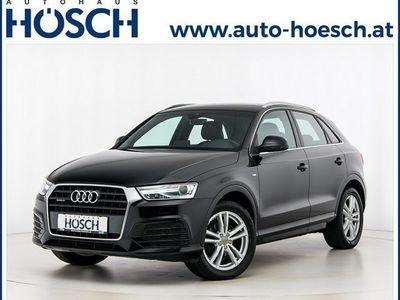 gebraucht Audi Q3 2.0 TDI quattro Sport S-Line Aut. LP:54.814.-€