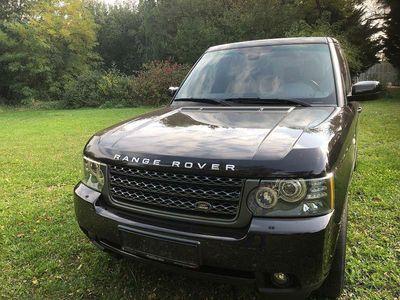 gebraucht Land Rover Range Rover 4,4 TDV8 Vogue DPF SUV / Geländewagen