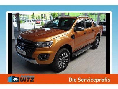 gebraucht Ford Ranger Wildtrak Aut. **NEUES MODELL**