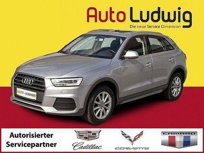 gebraucht Audi Q3 2,0 TDI Intense quattro SUV / Geländewagen,