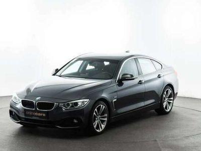 gebraucht BMW 418 Gran Coupé d SPORT LINE XENON LEDER NAVI TEMP