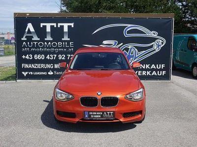 gebraucht BMW 118 d Aut.