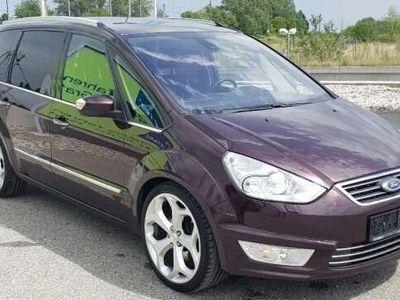 gebraucht Ford Galaxy Galaxy2.0 Titanium EcoBoost AUT Kombi / Family Van