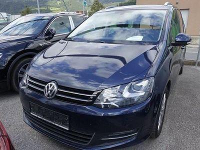 gebraucht VW Sharan Highline 2,0 TDI DSG Neues Modell 1-Hand