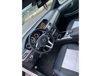 gebraucht Mercedes E300 CDI BlueTEC Avantgarde A-Edition Plus Aut.