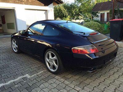 gebraucht Porsche 911 Carrera Coupe 6 Gang Sportwagen / Coupé,