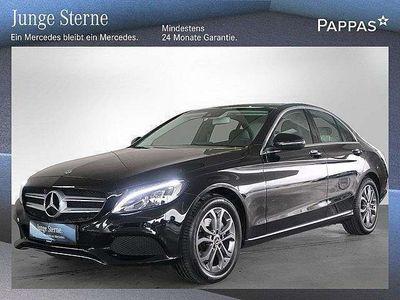 brugt Mercedes C200 C-Klassed Avantgarde Aut. Limousine,
