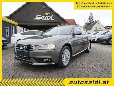 gebraucht Audi A4 Avant 2,0 TDI Aut. *NAVI*