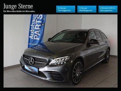 gebraucht Mercedes C200 T 4MATIC AMG-Line