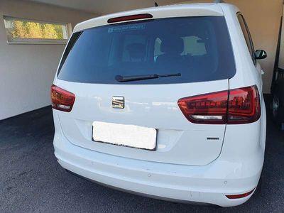 gebraucht Seat Alhambra Executive TDI 4-Drive DSG Kombi / Family Van