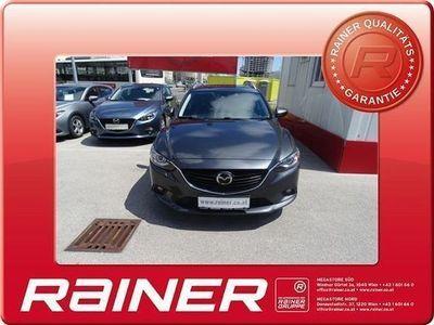 gebraucht Mazda 6 Sport Combi CD175 Revolution Kombi