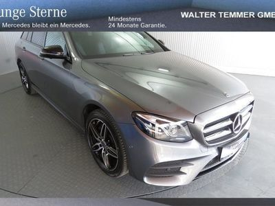 used Mercedes E220 E-KlasseT 4MATIC Aut. Kombi / Family Van,