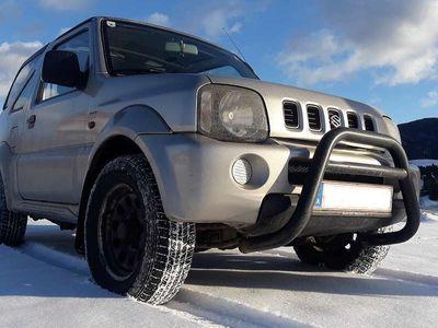 gebraucht Suzuki Jimny 1,3 LX SUV / Geländewagen,