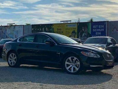 gebraucht Jaguar XF 3,0 Diesel Luxury **Finanzierung**