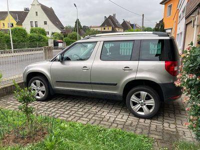 gebraucht Skoda Yeti 1,2 TSI DSG SUV / Geländewagen
