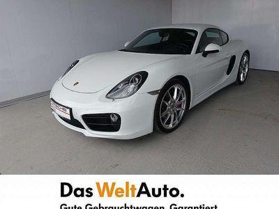gebraucht Porsche Cayman S 981 Sportwagen / Coupé,