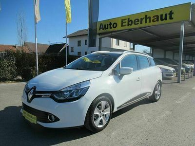 gebraucht Renault Clio GrandTour Dynamique dCi 90 EDC Kombi / Family Van