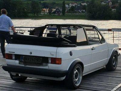 gebraucht VW Golf Cabriolet GL