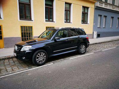 gebraucht Mercedes GLK320 CDI 4 matic SUV / Geländewagen