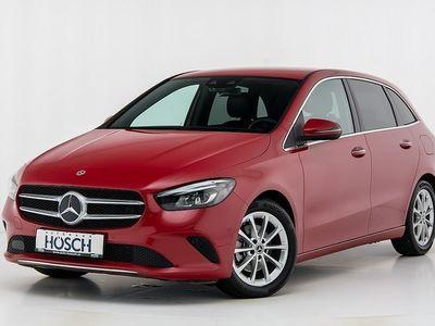 gebraucht Mercedes B200 B-KlasseProgressive Line Aut. LP: 44.506.-€ Kombi / Family Van
