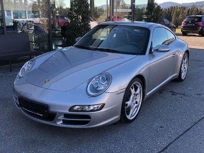 gebraucht Porsche 911 Carrera S Coupé Tiptronic Schiebedach Navi Xen
