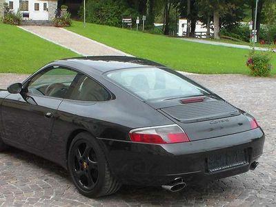 gebraucht Porsche 911 Carrera 911 996 Coupe 301ps, E-dach Sportwagen / Coupé,