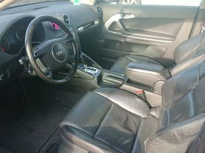 gebraucht Audi A3 2,0 FSI Attraction Tiptronic
