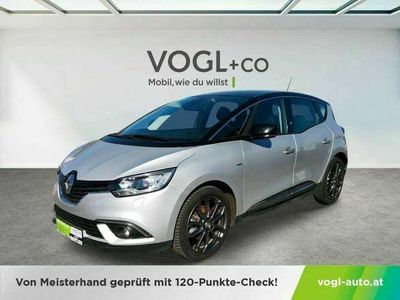 gebraucht Renault Scénic Limited Blue dCi 120