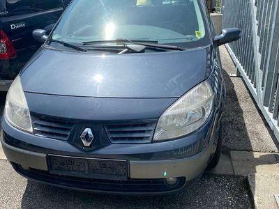 gebraucht Renault Scénic 1,5 Dci Kombi / Family Van