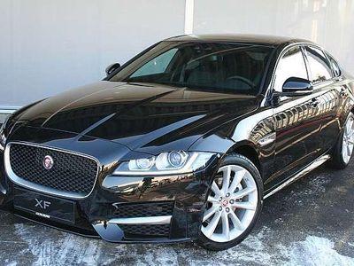 gebraucht Jaguar XF 20d AWD R-Sport Limousine,