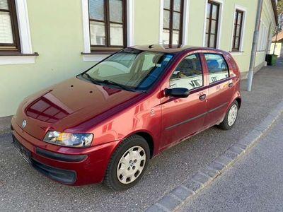 gebraucht Fiat Punto 1,2 SX Klein-/ Kompaktwagen