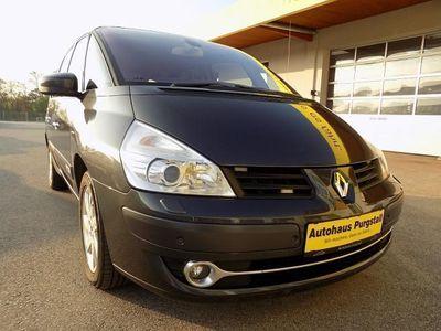 gebraucht Renault Espace Initiale 2,0 dCi CLEANTEC 7-Sitzer NAVI Freisprec