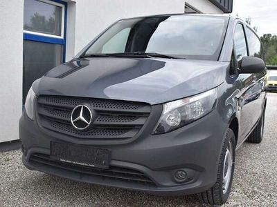 gebraucht Mercedes Vito 114CDI BlueEfficiency kompakt Allrad Aut. Transporter / Kastenwagen