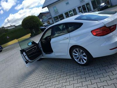 gebraucht BMW 325 3er-Reihe Gran turismo d gt Limousine