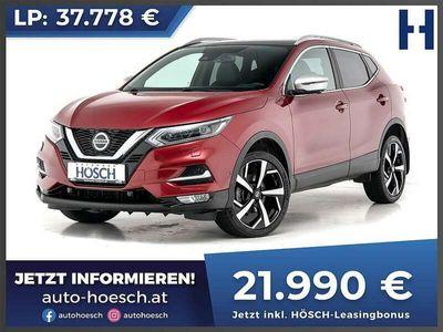 gebraucht Nissan Qashqai DCI Tekna+ !!VOLL!!